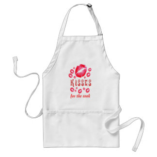 Cover Me In Kisses Adult Apron