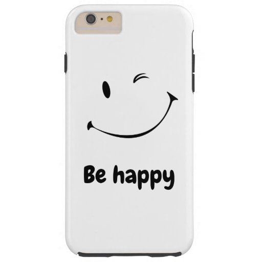 Cover Mobile cover happy