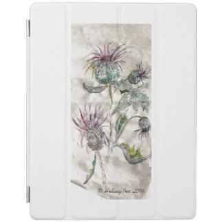 """Cover """"My flower"""" iPad Cover"""