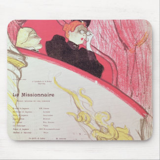 Cover of a programme for 'Le Missionaire' Mousepad