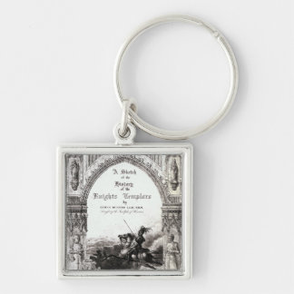 Cover of 'A Sketch of History the Knights Keychain