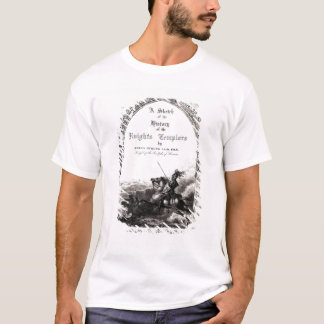 Cover of 'A Sketch of History the Knights T-Shirt