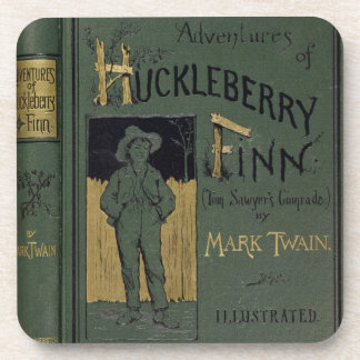 Cover of 'Adventures of Huckleberry Finn' by Mark Coaster