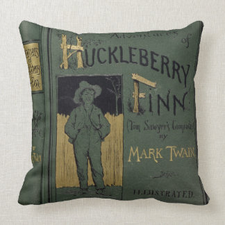 Cover of 'Adventures of Huckleberry Finn' by Mark Pillow