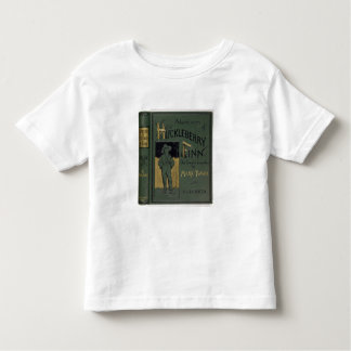 Cover of 'Adventures of Huckleberry Finn' by Mark Toddler T-shirt