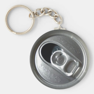Cover of can drink in Japan open Basic Round Button Keychain