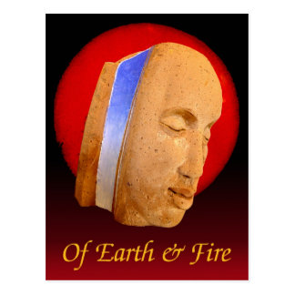 Cover-Of Earth & Fire 2/Postcard Postcard