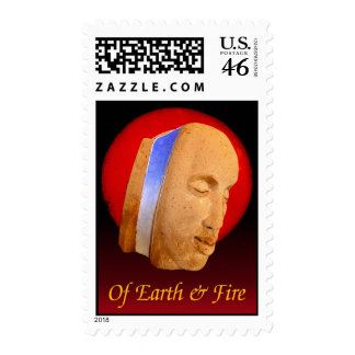 Cover - Of Earth & Fire 2/Stamp