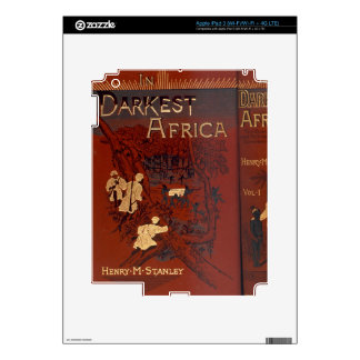 Cover of 'In Darkest Africa: or The Quest, Rescue, Decals For iPad 3