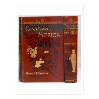 Cover of 'In Darkest Africa: or The Quest, Rescue, Postcard