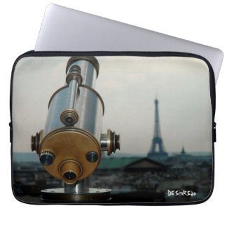 Cover of portable Paris Laptop Sleeve