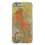 Cover of Score and Libretto of the opera 'Iris', 1 Barely There iPhone 6 Case