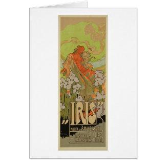 Cover of Score and Libretto of the opera 'Iris', 1 Card