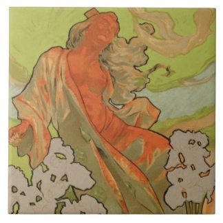 Cover of Score and Libretto of the opera 'Iris', 1 Ceramic Tile