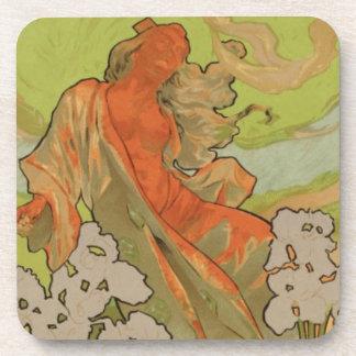 Cover of Score and Libretto of the opera 'Iris', 1 Drink Coaster