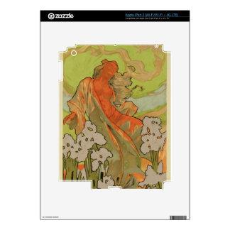 Cover of Score and Libretto of the opera 'Iris', 1 iPad 3 Skins