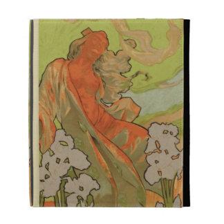 Cover of Score and Libretto of the opera 'Iris', 1 iPad Folio Cases