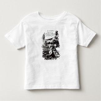 Cover of Sheet Music for Julius Caesar Toddler T-shirt