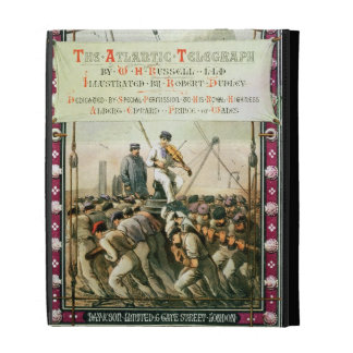 Cover of 'The Atlantic Telegraph' by William Howar iPad Folio Covers