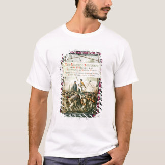 Cover of 'The Atlantic Telegraph' by William Howar T-Shirt