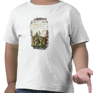 Cover of 'The Atlantic Telegraph' by William Howar T Shirts