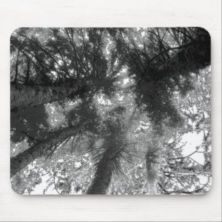 cover of the forest mouse pad
