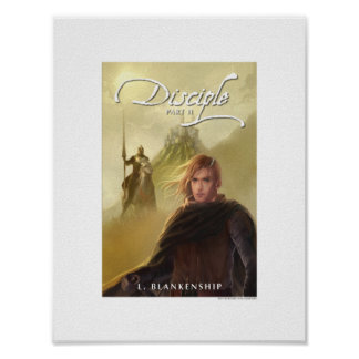 Cover print, Disciple Part II Poster