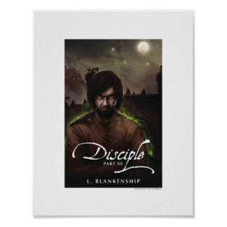 Cover print, Disciple Part III Poster