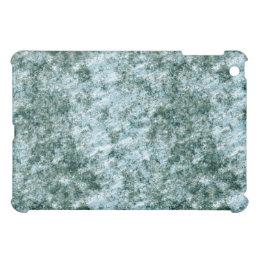 Cover- Teal Granite iPad Case