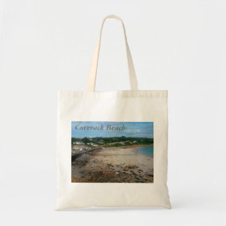 Coverack Beach Cornwall England Photo Tote Bag
