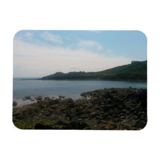 Coverack Cornwall England Photo Magnet