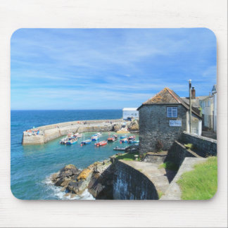 Coverack Mouse Pad