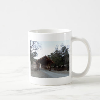 Covered Bridge at Halter Ranch, Paso Robles Coffee Mug