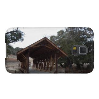 Covered Bridge at Halter Ranch, Paso Robles Galaxy S5 Case