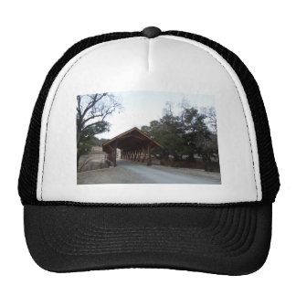 Covered Bridge at Halter Ranch, Paso Robles Trucker Hat