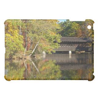 Covered Bridge at Stone Mountain iPad Mini Cases