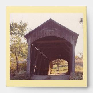 Covered Bridge Envelope