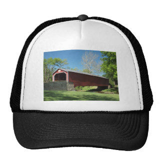 Covered Bridge in Pennsylvania Trucker Hat