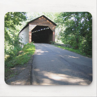 Covered Bridge in Virginia Mouse Pad