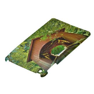 Covered Bridge iPad Mini Cover