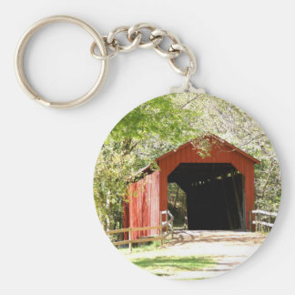 Covered Bridge Key Chains