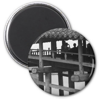 Covered Bridge Magnet
