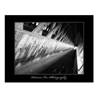 Covered Bridge - Postcard