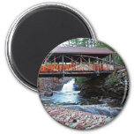 Covered Bridge Refrigerator Magnets