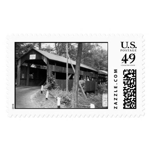 Covered Bridge Stamp