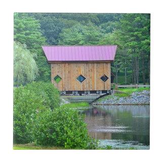 Covered Bridge Tile