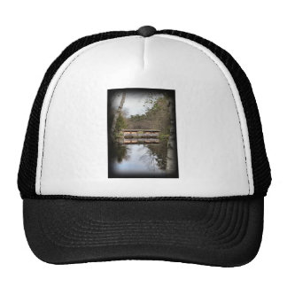 Covered Bridge Trucker Hat
