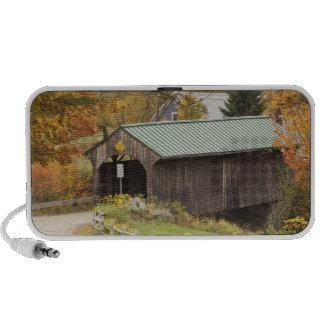 Covered bridge, Vermont, USA iPhone Speakers