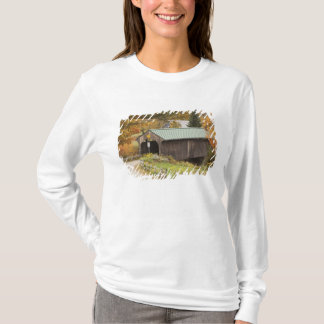 Covered bridge, Vermont, USA T-Shirt