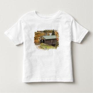 Covered bridge, Vermont, USA Toddler T-shirt